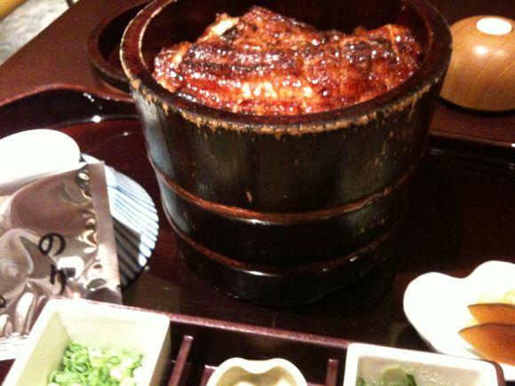名古屋まるや本店のひつまぶしは、やっぱり美味しいなぁ #MiGuideTokyo