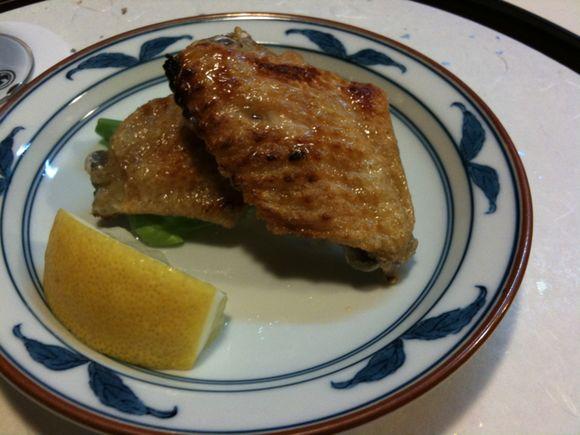 京都・八起庵・鶏料理